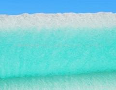 烤漆房阻漆网漆雾毡地棉