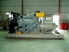 柴油引擎发电机组