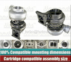 Turbocharger KTR130 6502-13-2003 6502-12-9003 6502-12-9005