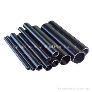 carbon steel Precision Steel Pipe 5
