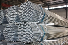 Pre-galvanized Steel Pipes