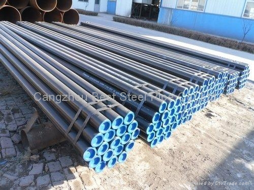 Carbon Steel seamless Pipe 2