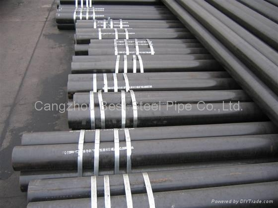 Carbon Steel seamless Pipe 3