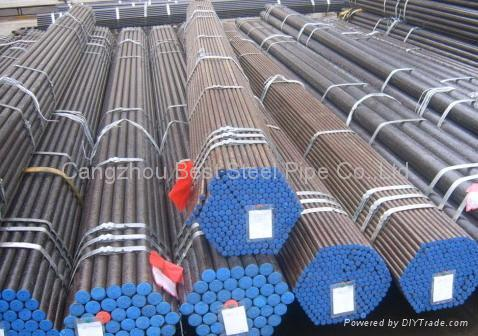 Cold Drawn Seamless Carbon Steel Boiler Tube 1