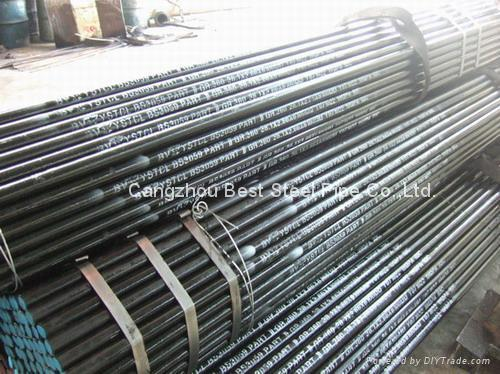 Cold Drawn Seamless Carbon Steel Boiler Tube 4