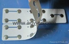 鍋仔導電膜單層雙層含EMI印刷