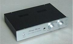 HiFi翔声DAC-01系列同轴光纤USB异步XMOS/TE7022胆解码器耳放