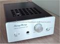 XiangSheng 708B Vacuum Tube Hi-end Tube Headphone Pre-Amplifier BK 110v-230v 1