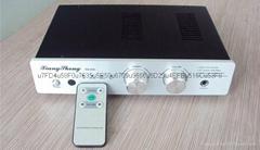 DAC-03遥控胆解码器PCM1794/TE7022/xmos