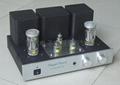 NEW Multi-Function Sweet Peach-FU50 Single Ended tube amplifier MM,MP3,USB,