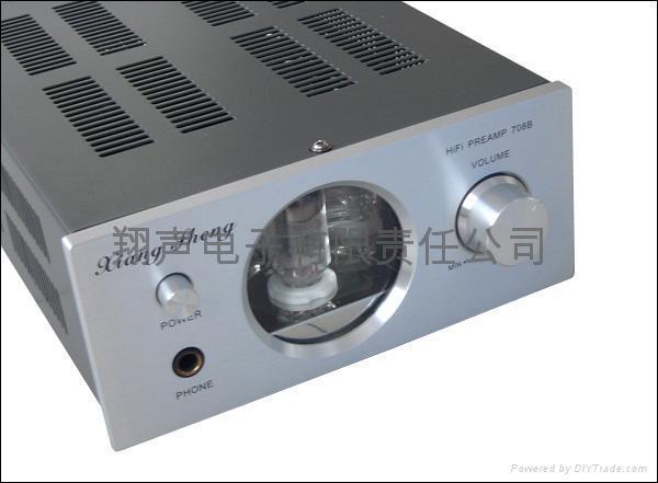 XiangSheng 708B Vacuum Tube Pre//Headphone Amplifier