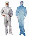 潔淨防護服 1