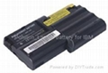 10.8V4400mAh T30 battery for IBM