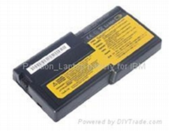 10.8V4400mAh R40E battery for IBM