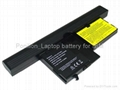14.8V5200mAh X61 battery for IBM