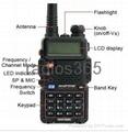 Cheap price Dual Band Two Way Radio Baofeng BF-UV5R walkie talkie 2