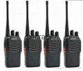 Walkie Talkie UHF 400-470MHZ 5W 16CH