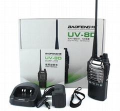 Professional Walkie walkie BF-UV8D radio