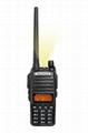 Dual band radio secprovi UV-88 walkie