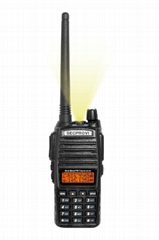 Dual band radio secprovi UV-88 walkie talkie