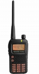 kenwood two way radio TH-F5 walkie talkies