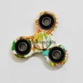 UV PRINTED Handspinner  toys Quality Three Sides ABS Hand Spinner