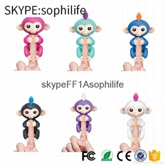 fingerlings baby monkey  kids fidget