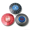 Spiderman Fidget spinner toy with bearing High quality finger spinner