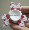 Christmas heands spinner  fidget toys