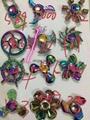 aluminum fidget hand spinner toy edc toys