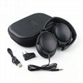 Bluetooth Headphones qc35 Acoustic Noise Cancelling headset Wireless