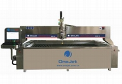 waterjet cutting machine for marble cutting