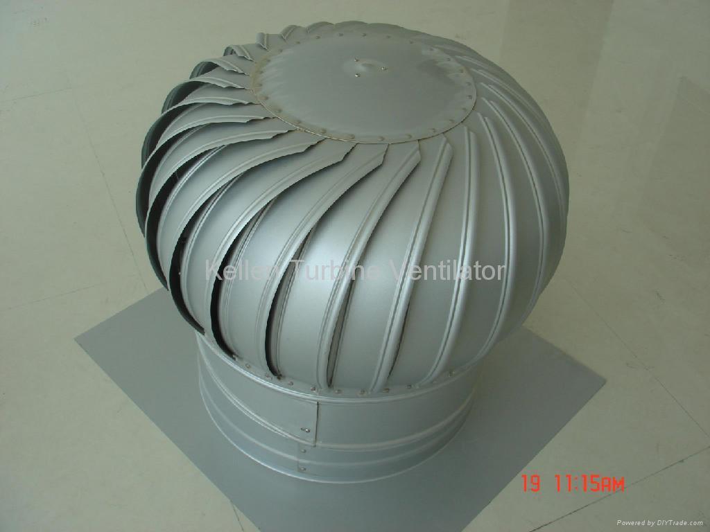 無動力風機 1