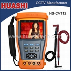 CCTV PTZ Tester Digital Multimeter;Camera Tester