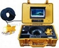 7 Inch waterproof underwater Monitor