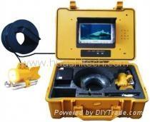 7 Inch waterproof underwater Monitor system