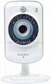 CCTV IP Camera  PIR temperature sensor