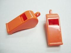 塑料运动哨子