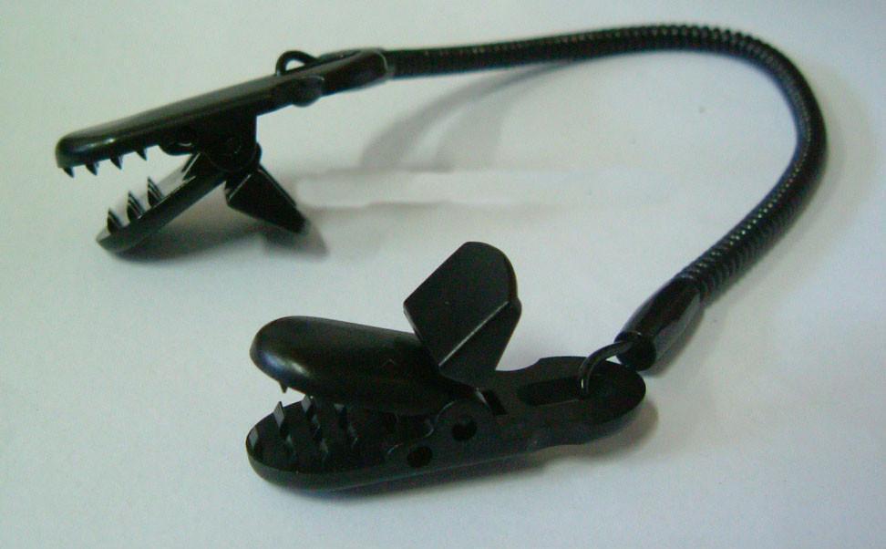 塑料彈簧手機挂繩 2