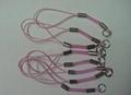 塑料彈簧手機挂繩 5