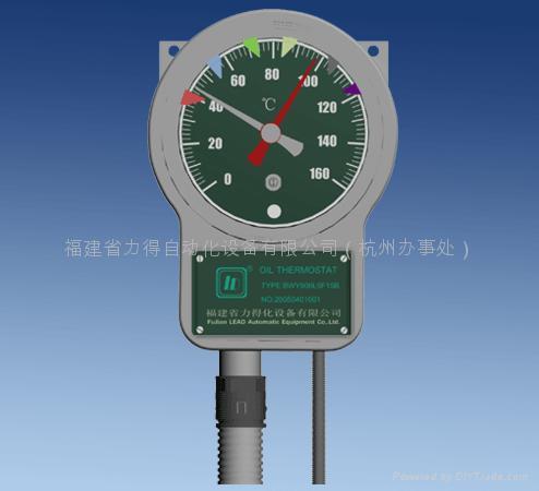 BWY-802油面溫度計 2