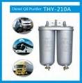 Diesel oil filters for trucks