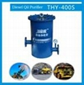construction machinery diesel oil filters 1
