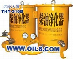 Diesel oil filters for d