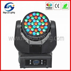 37 x 3W cree LED beam moving head light