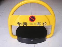 成都防水防压O型遥控车位锁