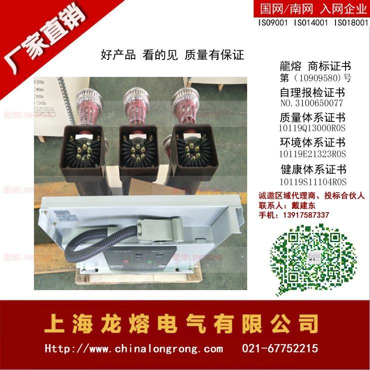 ZN63A 大电流真空断路器  专业 品质保证 有第三方试验报告  4
