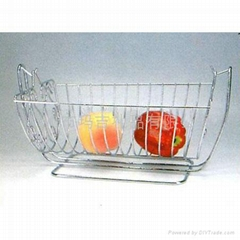 basket,fruit basket,gift basket,wire basket