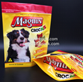 Glossy Print Pet Food Pouches Bags