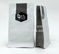 250g 500g Box Bottom Pouch With Pull